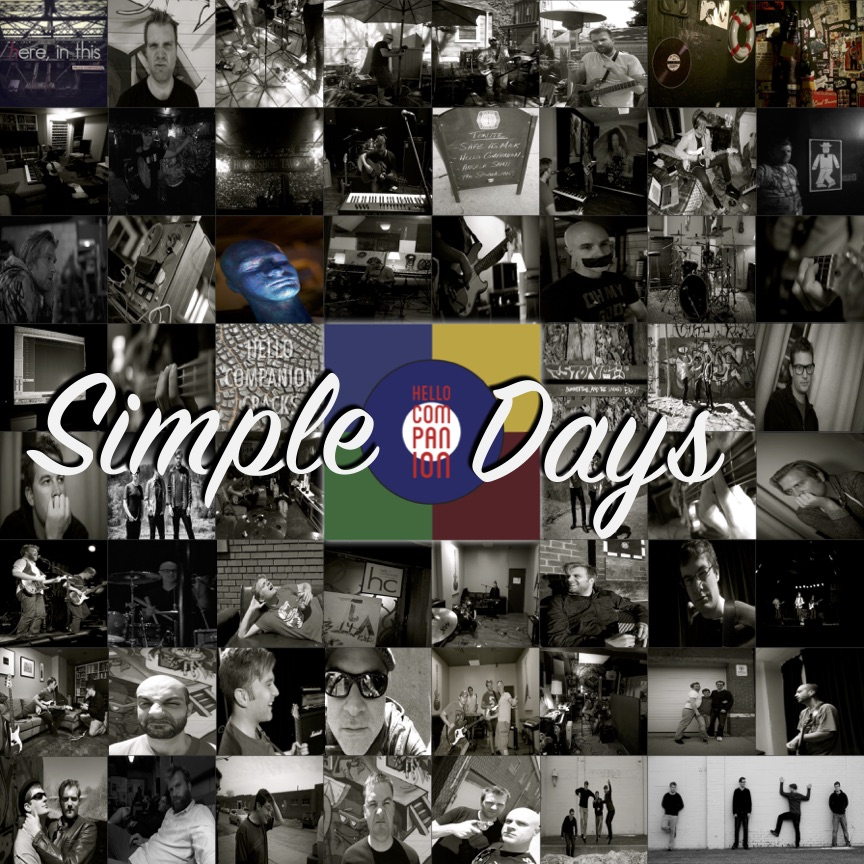 Simple Days / Cosmic Eye (Single)